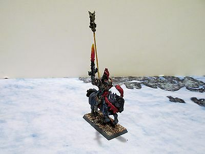 Warhammer Fantasy Vampire Counts Blood Dragon Hero on horse