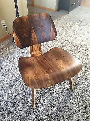 Herman Miller Charles Eames Rosewood LCW-50th Anniversary Chair, Numbered