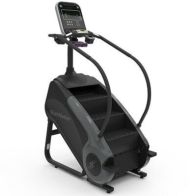StairMaster Gauntlet 8 Series LCD Bluetooth Step Mill Stepper Cardio Fitness Gym