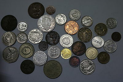 World Coins Useful Lot A55 Zn6
