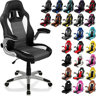 RACEMASTER Sport Seat Chef Chair Stool Office Swivel Racing Bucket