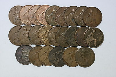 Uk Gb Penny Collection A55 Zo7
