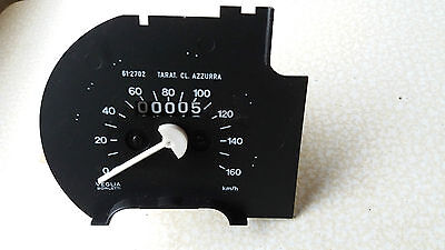 FIAT 127 MkII......NOS SPEEDO HEAD