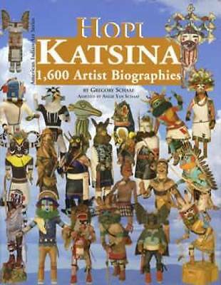Hopi Kachina Dolls 1600 Indian Artist Biographies