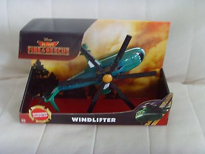 Disney Planes/Cars - Fire and Rescue - Windlifter Helicopter - BNIB