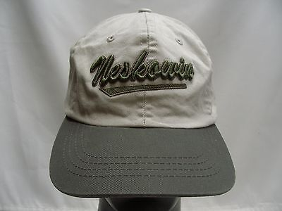 Neskowin - Oregon - One Size Adjustable Strapback Ball Cap Hat!