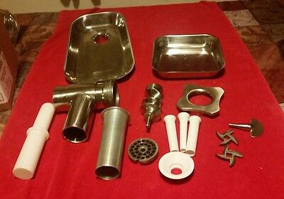 Commercial Meat Grinder Attachment for Hobart? Professional Mixer