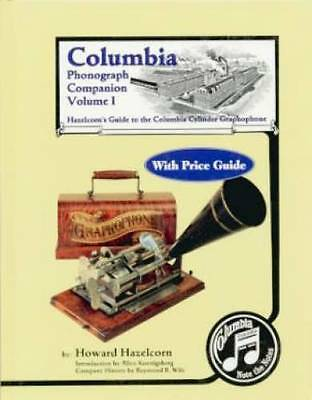 Columbia Phonograph Book 1 Graphophone Reproducer Horns