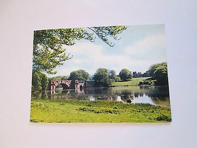 Postcard of Blenheim Palace, Oxfordshire posted