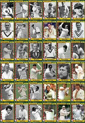 England Cricket Legends Trading Cards Series 2