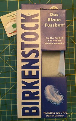 Birkenstock Blue FootBed HEELED Arch/Heel Support and Comfort Insoles