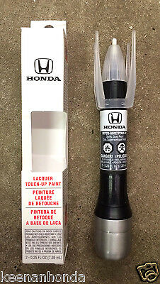 Genuine OEM Honda Touch Up Paint Pen - NH-877P Sonic Gray Pearl - Grey