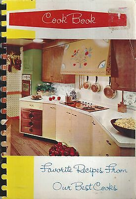 Alamo Nd 1966 Antique *homemakers Club Cook Book *north Dakota Community Recipes