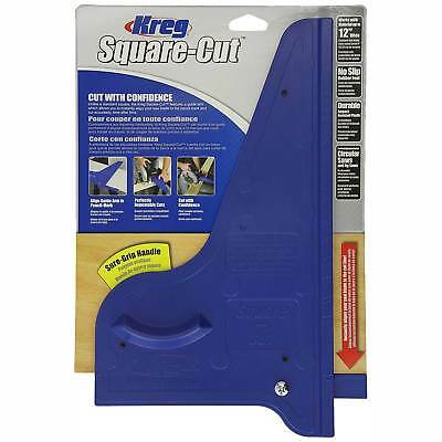Kreg Square Cut Circular Saw/Jigsaw Cutting Guide Woodworking Measurement Tool