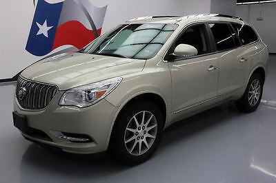 2014 Buick Enclave Leather Sport Utility 4-Door 2014 BUICK ENCLAVE LEATHER 7PASS HTD SEATS REAR CAM 49K #104113 Texas Direct