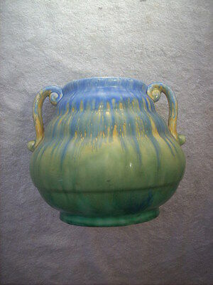 Large Empire Ware Art Deco Vase Made In England