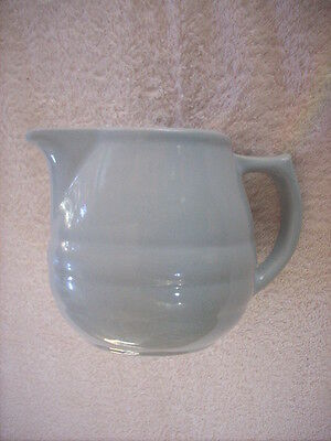 Unmarked Fowler ? Ribbed Jug