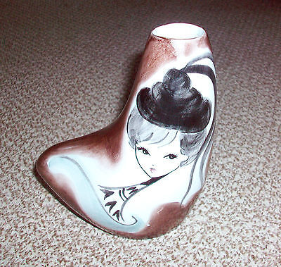 Made In Italy Bud Vase Decorative Piece