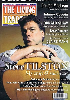 STEVE TILSTON / DOUGIE MACLEAN / JOHNNY COPPIN Living Tradition no. 64 Sep / Oct