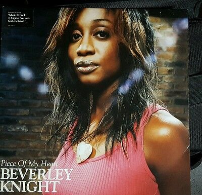 "Soul 12"" Beverley Knight Piece Of My Heart Made It Back"