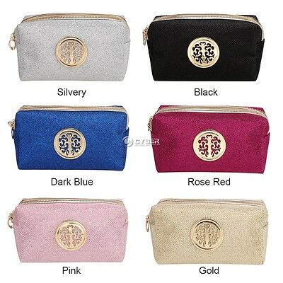 Beauty Travel Cosmetic Bag Girl Fashion Multifunction Makeup Pouch Toiletry DZ88