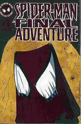 Spiderman: The Final Adventure # 1 (of 4) (USA, 1995)