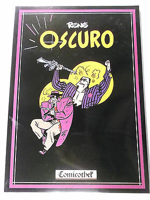 OSCURO  ( Comicothek , Softcover  ) Z 2