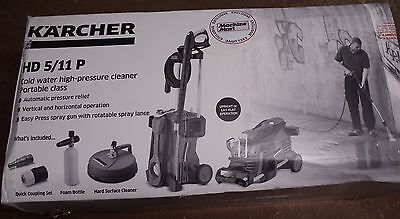 Karcher HD 5/11P Cold water High pressure cleaner