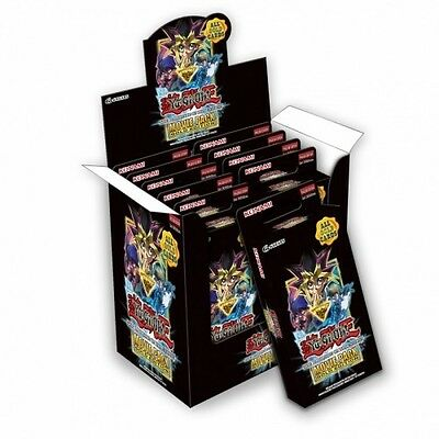 YuGiOh! The Dark Side of Dimensions Movie Pack Gold Edition: x10 Packs :: New An