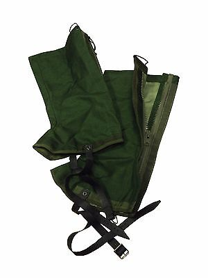 GAITERS SNOW MARK 2 - Green - One Size - Waterproof/Breathable - NEW - G2291