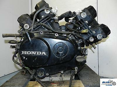 89-90 Honda Interceptor Vtr Vtr250 Oem Engine Motor - Runs Great  11K Miles