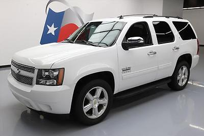2013 Chevrolet Tahoe LT Sport Utility 4-Door 2013 CHEVY TAHOE LT TEXAS HTD LEATHER REAR CAM 26K MI #365276 Texas Direct Auto