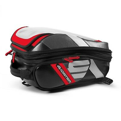 Expandable Tank Bag Bagster Stunt 5849NR 21-32 liters red