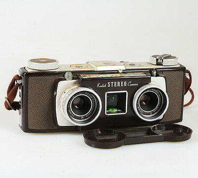 Kodak Stereo Camera In Working Condition