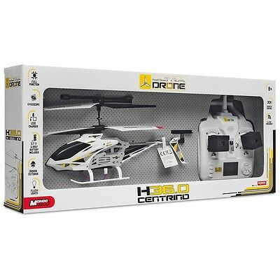 Ultra Drone LED H36.0 Centrino Helicopter 2.4GHZ 6 Axis Gyro 3 CH Remote Control