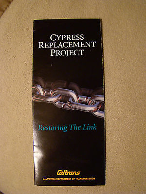 Oakland - Cypress Replacement Project Brochure - 1996