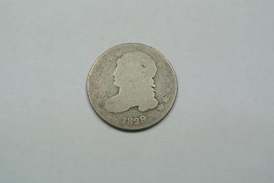 1829 Capped Bust 10 Cents, Dime, Filler Condition - C2434