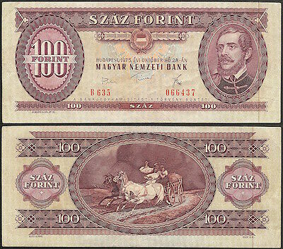 HUNGARY - 100 P#  Europe banknote - Edelweiss Coins