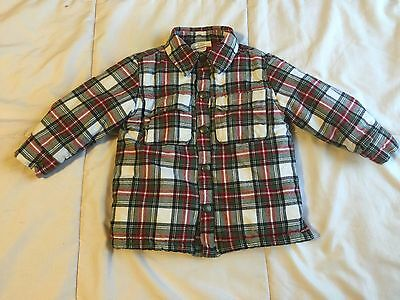 Baby Boys Crazy 8 Coat Size 18-24 Months 18 24 Months