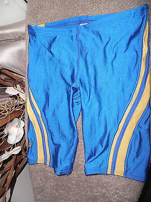 Boys Speedo Blue Mix Swimming/sports Shorts Age 10 Years/30""