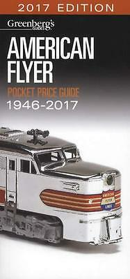 2017 Greenbergs American Flyer Pocket Price Guide 1946-2017 Model Trains