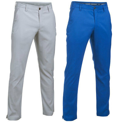 Under Armour 2017 Mens Match Play Patterned Taper Pant Stretch UA Golf Trousers