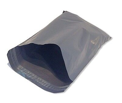 Strong Grey Mailing Post Durable Postal Bags Poly Postage Self Adhesive Seal