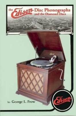 Edison Phonograph Disc ID$ Book 1908-Up Cabinets MORE