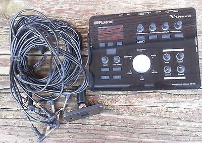 Roland TD-25 SuperNATURAL TD25 Percussion Drum Module with Harness & Mount Plate