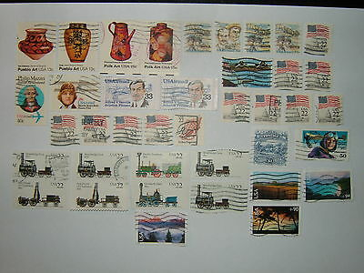 United States Stamps Selection 2
