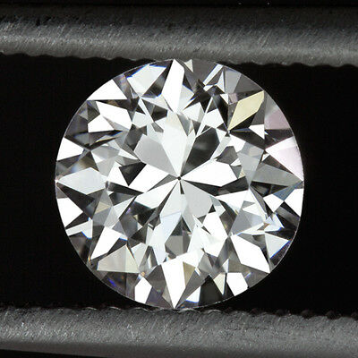 G VS1 0.50ct VINTAGE OLD EURO TRANSITIONAL CUT DIAMOND EGL-USA CERTIFIED ROUND