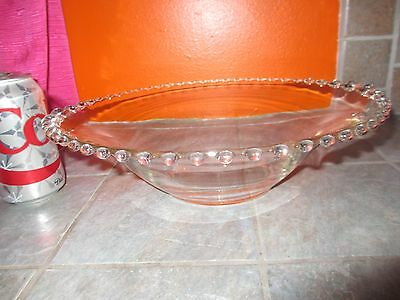 Imperial Glass CANDLEWICK Belled BOWL
