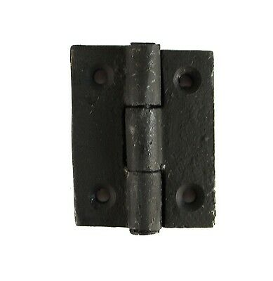 Cast Iron Cupboard Cabinet Hinge RARE Antique Style Hardware 1.75""