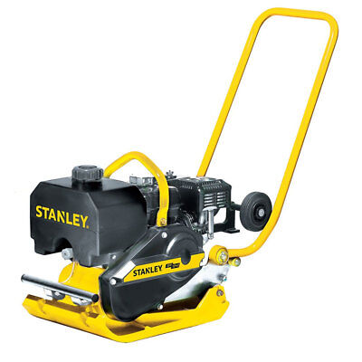 Stanley SFP12501H 20-Inch 5,880-VPM Gas Powered Forward Plate Compactor